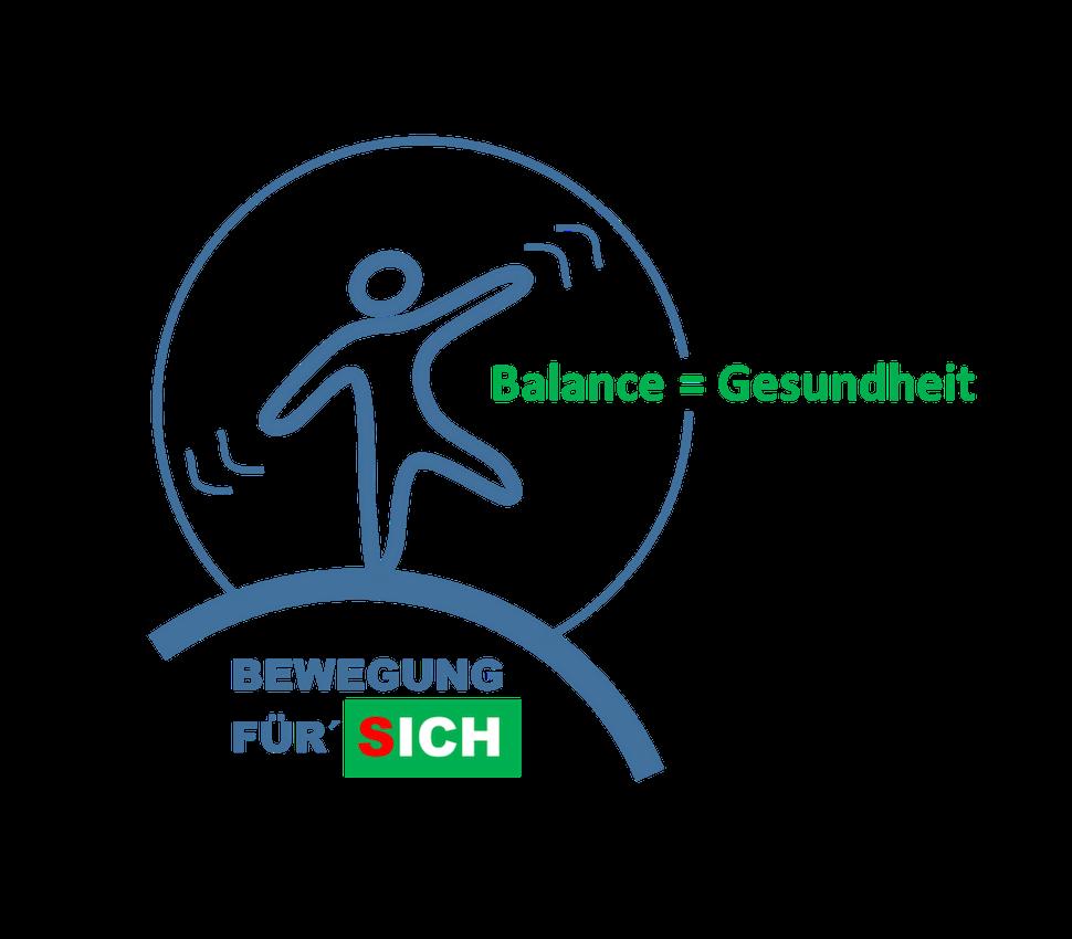 Bewegung für'SICH_Logo