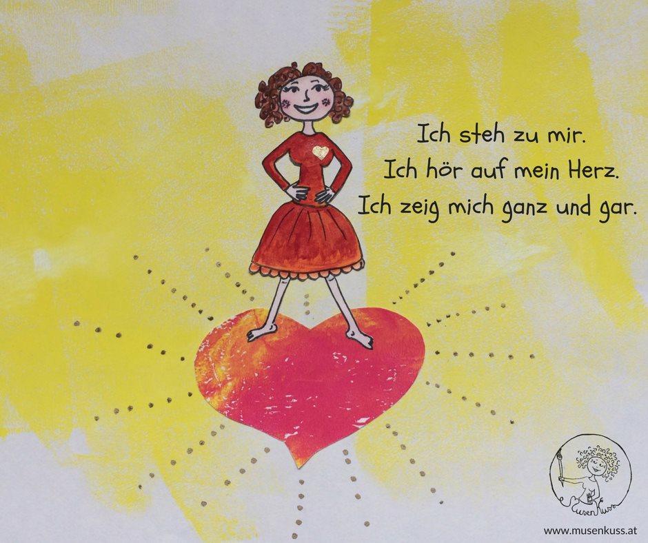 Bild zum Gedicht Die Sprache des Herzens_Bewegung für'SICH